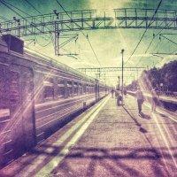 Станция :: Анастасия Фокина