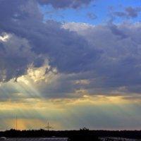 Небесные стихии :: Alexander