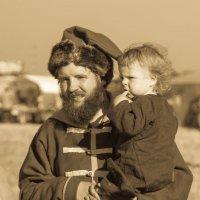 Отец и сын :: Светлана Шмелева