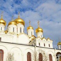 Купола :: Геннадий Храмцов