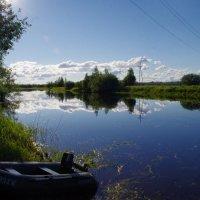 на рыбалке :: Илья Кибирев