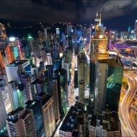 Высотный Гонконг :: Георгий Ланчевский