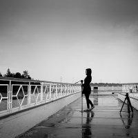 Дождь на свадьбе :: Сергей Маландий