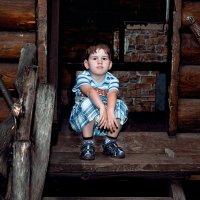 племянник...логово бабы яги... :: Костенко Валерий