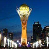 Астана, Байтерек :: Nataliya Belova