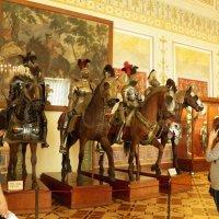 В Рыцарском зале. :: Жанна Мааита