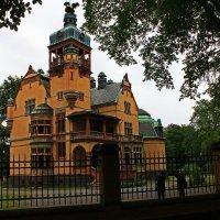 Старинный особняк.(Стокгольм) :: Александр Лейкум