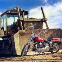 Harley Davidson :: Sergei Korzh
