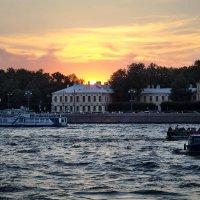 Прекрасный город на Неве... :: Ольга Гусакова