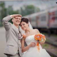 Вокзал :: Сергей Твердохлебов