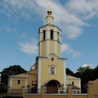 Церковь Всех Святых во Всехсвятском на Соколе :: Александр Качалин