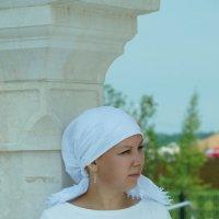 Жена в Болгар :: Ильназ Фархутдинов