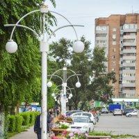 Городские фонари :: юрий Амосов
