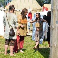 Не рыцари на рыцарском турнире :: Толеронок Анна