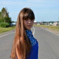 фотосессия с Настей:* :: Alena Dolganova