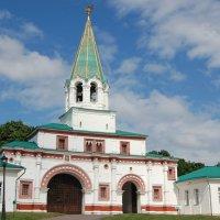 Дворцовые ворота с Часовой башней :: Александр Буянов