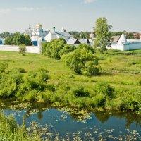 Покровский монастырь Суздаля. :: Виктор Евстратов