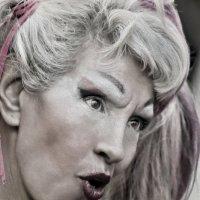 Мадама или просто Дюймовочка-2 :: Shmual Hava Retro