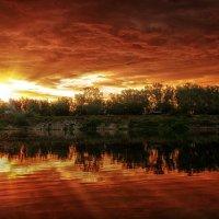 Flaming July :: Александр Афромеев