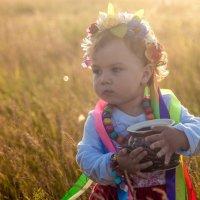 в поле :: Тася Тыжфотографиня