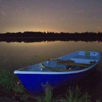 Ночь на о. Санхаре. 00.30 :: Александра Молева