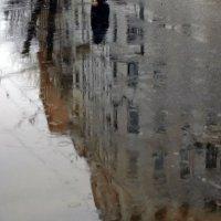 Апрельский дождь в Климентовском переулке :: Татьяна [Sumtime]