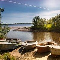 Когда- нибудь, причалив в  гавань жизни... :: Лариса Сафонова