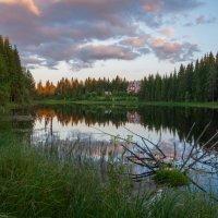 озеро :: Сергей Иванов