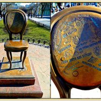 тот самый стул :: Александр Корчемный