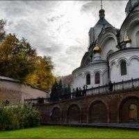 Успенский собор в Святогорске :: Татьяна Кретова