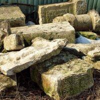 Время собирать камни... :: Лесо-Вед (Баранов)