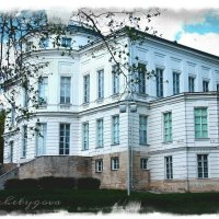 Дворец :: Татьяна Кочетыгова
