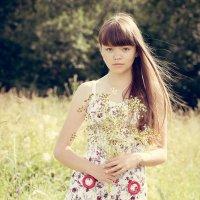 Есть особая прелесть в цветах полевых :: Павел Пик