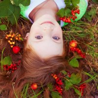 ягодная феечка :: Кристина Бочкарева (Дроздова)