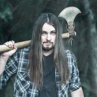 Среди лесной глуши :: Денис Ведь