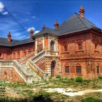 Старые стены :: Ирина Бирюкова