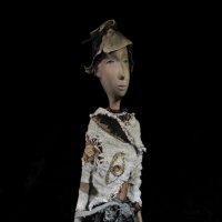 """""""Европеец в Африке"""" :: Жанна Кондрациковская"""