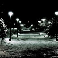 Зимний вечер :: HART BAD