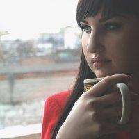 кофе, за окном :: Ани Хачатрян