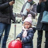 На митинге :: Астарта Драгнил