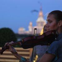 Скрипка :: Татьяна Ким