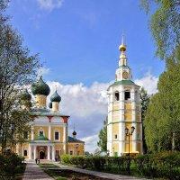 Угличский кремль :: Galina