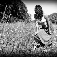 Девушка :: Анастасия Курганова