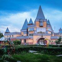Замок для детей :: Марк Э