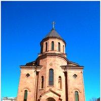 Армянская церковь Сурб Арутюн(Святого Воскресения)... :: Тамара (st.tamara)