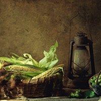 С молодой кукурузой :: Ирина Приходько