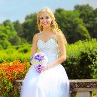 Свадебная фотосессия Петергоф :: Oksanka Kraft