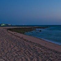 Рассвет.Море.Песок. :: Виктор Евстратов