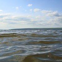 Волны наступают на меня :: Лидия (naum.lidiya)