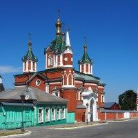Брусенский женский монастырь в Коломне :: Сергей Михальченко